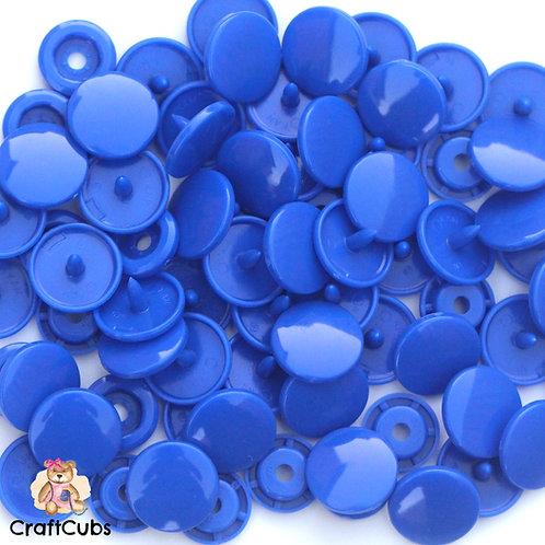 T5 Kam Snaps in Glossy Royal Blue (B16)