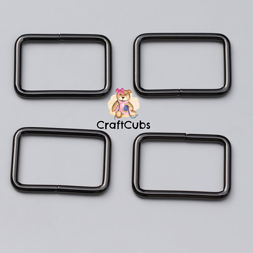 32mm (1.25 inch) Bag Buckle in Black