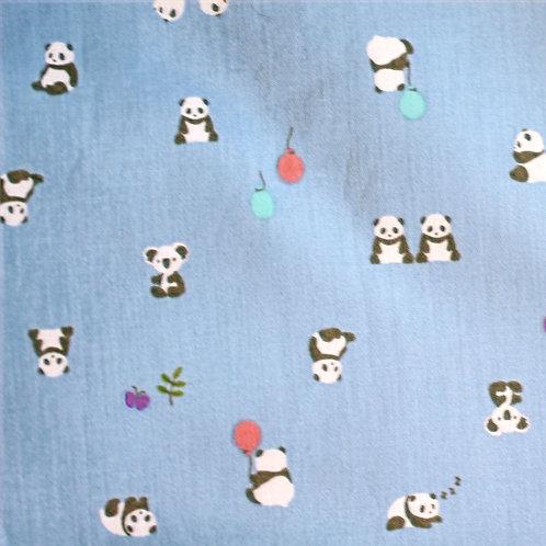 Where is Koala Cotton Fabric (Blue)