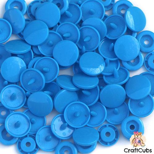 T5 Kam Snaps in Glossy Ocean Blue (B8)