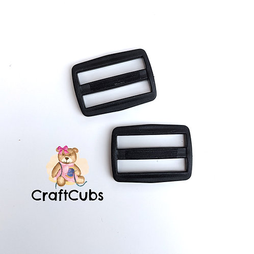 25mm (1 inch) Plastic Slider