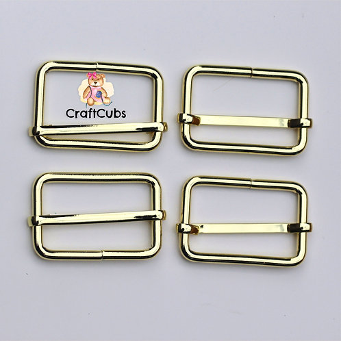 32mm (1.25 inch) Slider in Gold