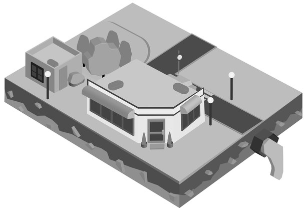 Première  réalistaion 3D sur Adobe Illustrator