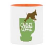 Canines & Coffee Mug