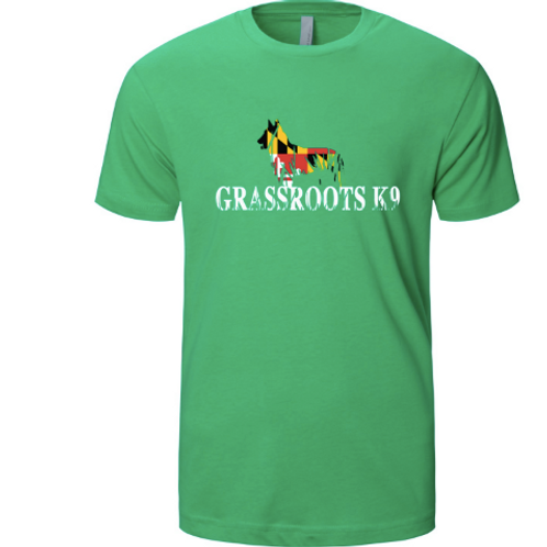 Grassroots K9 Maryland Graphic Tee