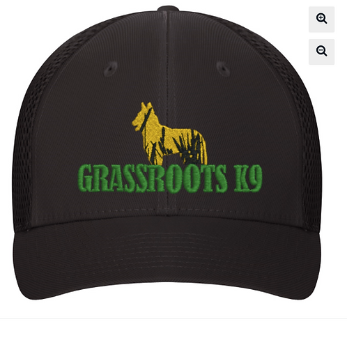 Grassroots K9 Ball Cap
