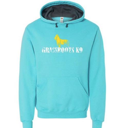 Scuba Blue Grassroots K9 Sweatshirt