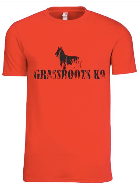 Grassroots K9 Logo Graphic Tee
