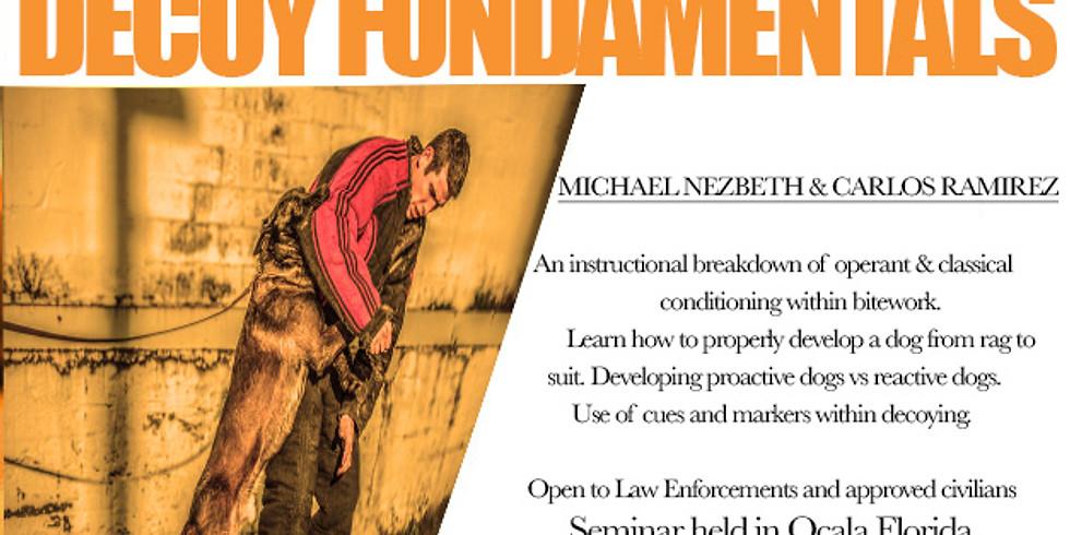 MICHAEL NEZBETH & CARLOS RAMIREZ - Decoy Fundamentals