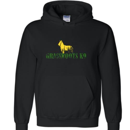 Grassroots K9 Logo Sweat Shirt