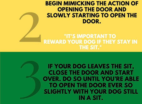 5 Ways to Help With Door Manners