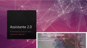 Guide Pratique Assistante 2.0 - Membres The Office Unicorn