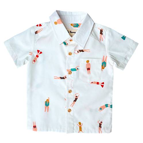 Snorkeling in the Sea Shirt