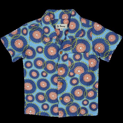 Retro Spoke Shirt
