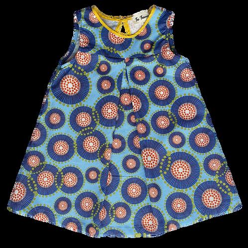 Retro Spoke Dress