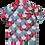 Thumbnail: Batik Fans Shirt (Green/Pink)