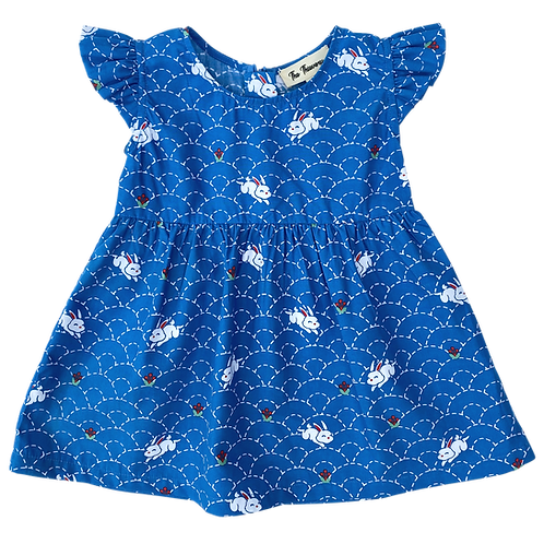 Blue Rabbit Dress