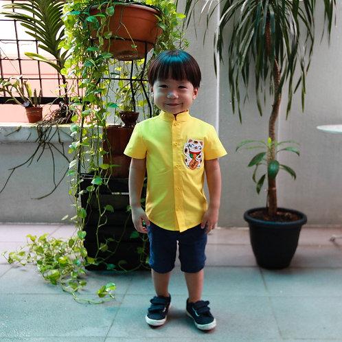 Neko Shirt (Yellow)