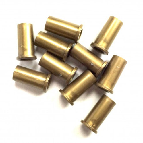 45 ACP Polished Brass