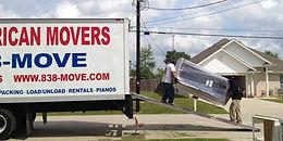 Uniformed Moving Crews