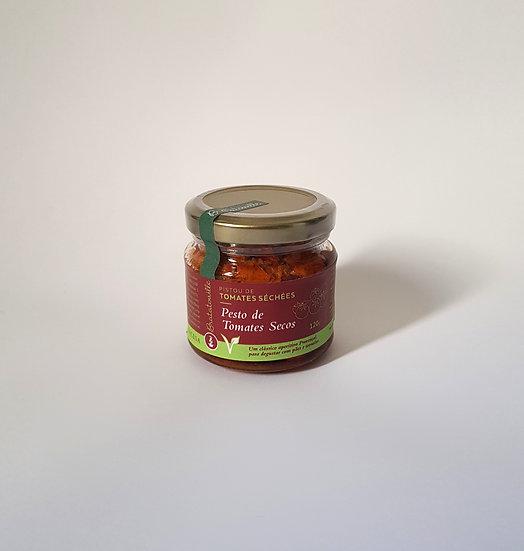 Pesto de tomates secos