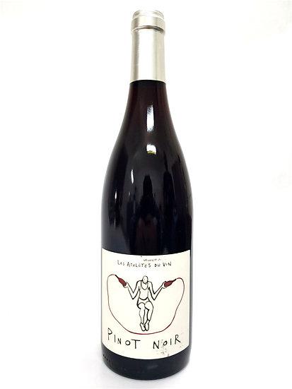 Vin de France Les Athlètes du Vin Pinot Noir 2019