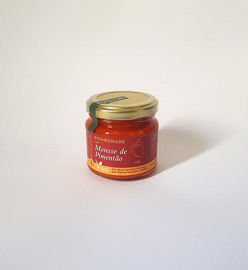 Mousse de pimentão