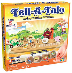 Tell-A-Tale Cooperative Game