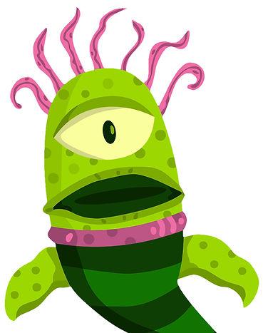 Mission to Space game slug