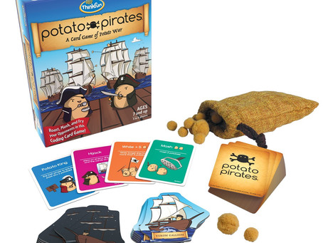 Review of Potato Pirates