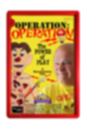 OPERATION: Operation The Power of Play, a documentary film about John Spinello, the inventor of Operation