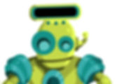 bumper bots game robot
