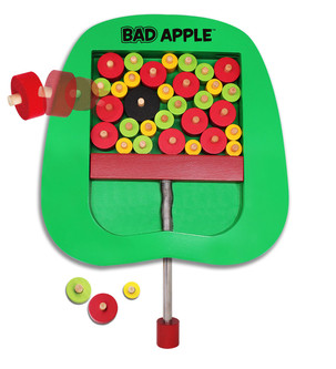 Bad Apple game components
