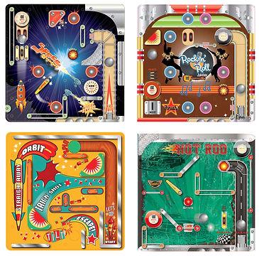 Maze Escape maze cards