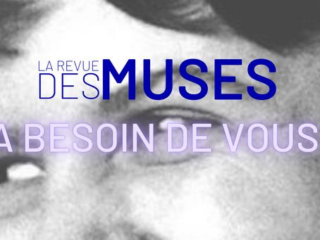 SOUTENEZ  LA REVUE DES MUSES