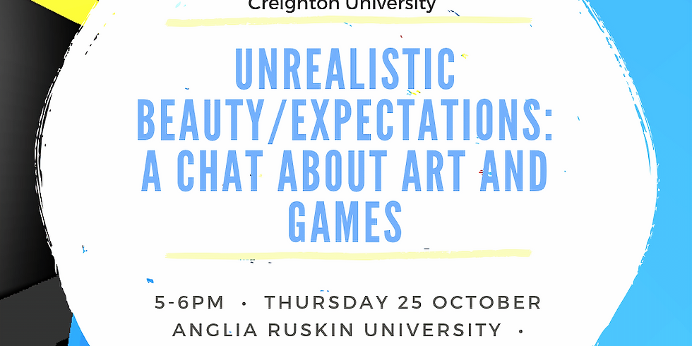 Unrealistic Beauty: A Chat about Art & Video Games with Alex Myers