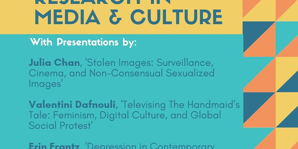 Postgraduate Research in Media & Culture
