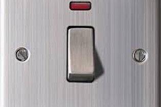 BG Nexus Switch 20A DP / Neon BS/Nexus