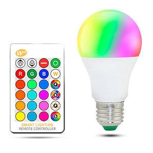 E27 RGB-W 10W Lamp