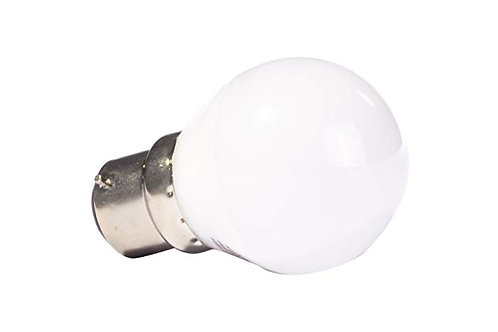 BC22 4w 2700K G45 Golfball Lamp Time LED
