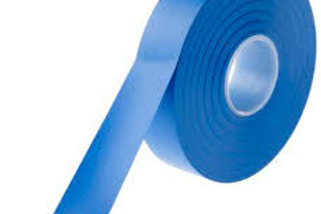 Blue Electrical Tape 19mm