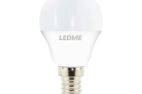E14 7w Golfball Lamp 3000K