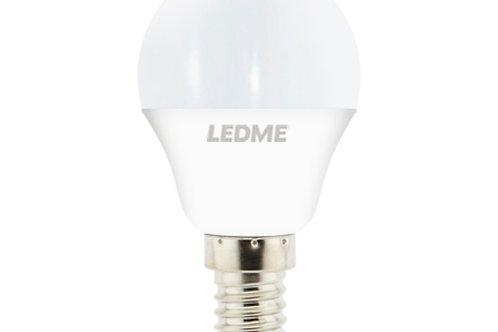 E14 7W G45 6400K Golfball Lamp Matel