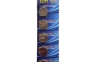 EDM 3V button Battery