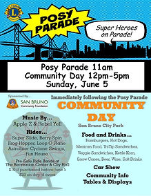 Posy Parade & Community Day Flyer 2016-J