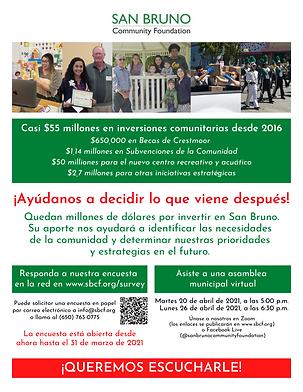 SBCF Outreach Flyer 2021 03 17 Spanish.p