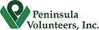 Peninsula Volunteers logo.png