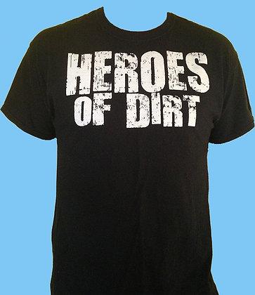 H.O.D. Black T-Shirt