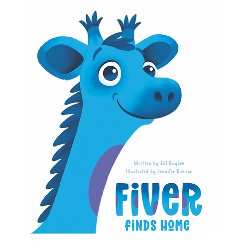 Fiver Finds Home (paperback)