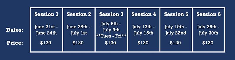 Aquatic Club of Brookfield - Weekday Summer Sessions